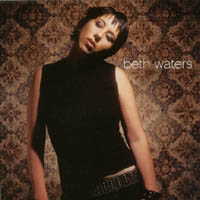 album cover of Beth Waters' self titled cd