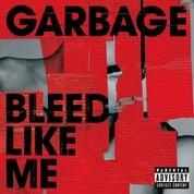 "album cover of Garbage's ""Bleed Like Me"""