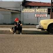 album cover of Jason Mraz's Waiting For My Rocket to Come