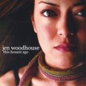 album cover of Jen Woodhouse's This Honest Age