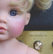 album cover of Kay Hanley's The Babydoll EP