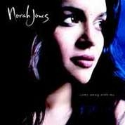 album cover of Norah Jones's Come Away With Me