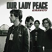 album cover of Our Lady Peace's Gravity