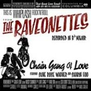 album cover of the Raveonettes Chain Gang of Love